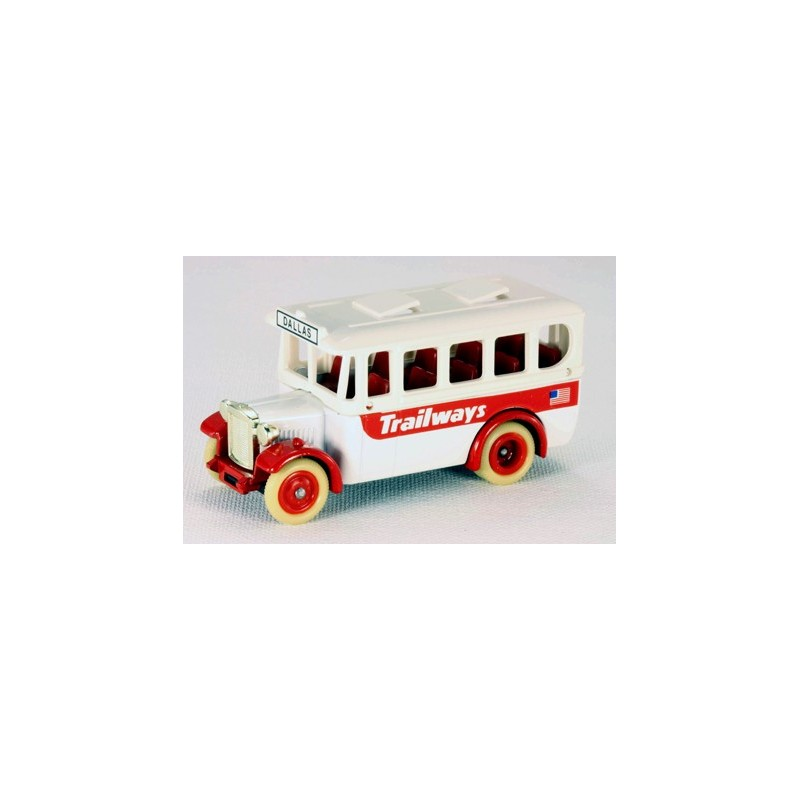 "Lledo Days Gone DG1013 1935 Model ""A"" Ford Bus Trailways"