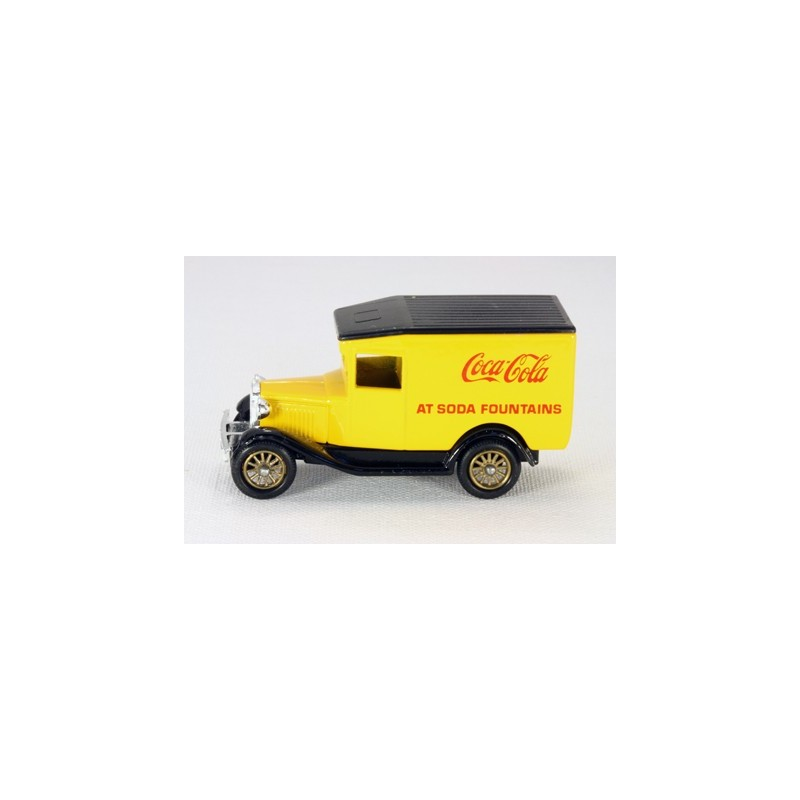 "Lledo Days Gone DG139 1931 Model ""A"" Van Coca Cola"