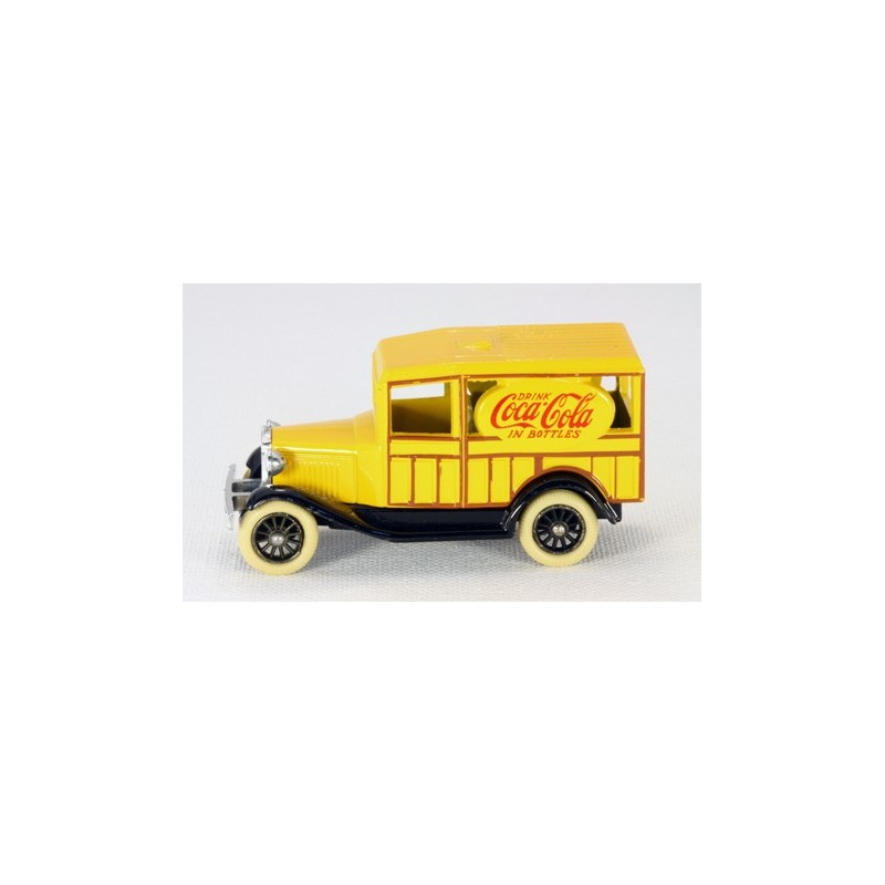 "Lledo Days Gone DG621 Model ""A"" Woody Wagon Coca Cola"