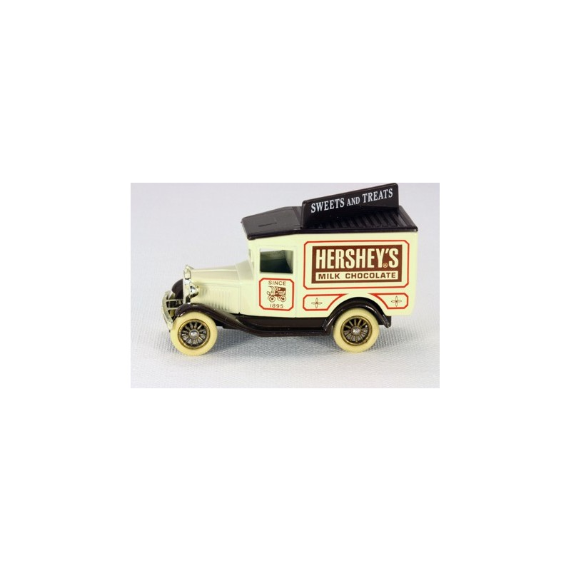 "Lledo Days Gone LH130 Model ""A"" Delivery Van Hershey's Sweets and Treats"