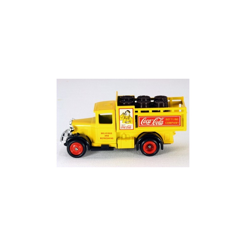 Lledo Days Gone LC20 Coca Cola Bottling Company Delivery Stake Truck