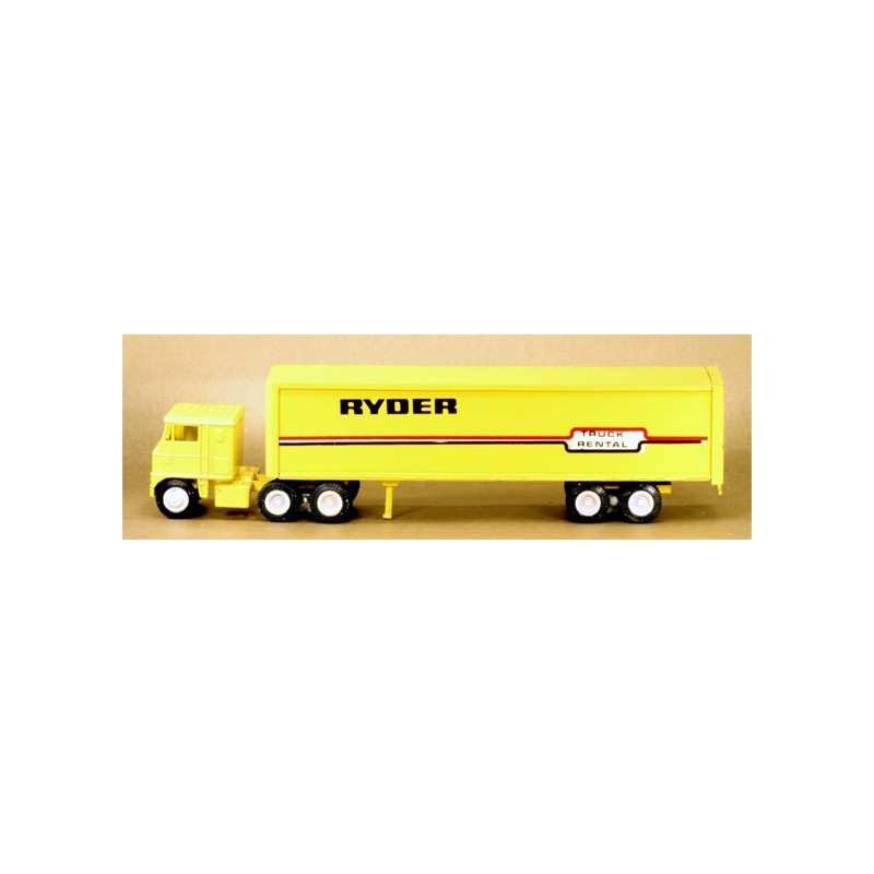 WINROSS RYDER TRACTOR AND TRAILER TRUCK