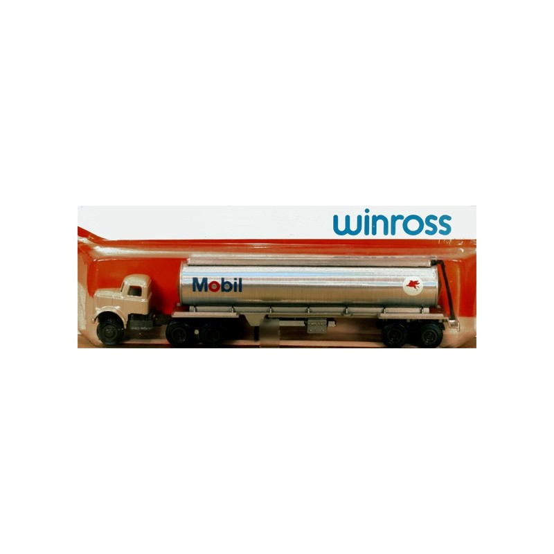 WINROSS MOBIL TRACTOR AND TANKER TRUCK
