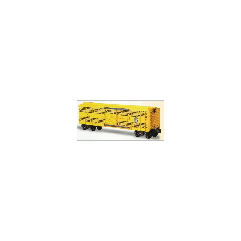 LIONEL 16790 UNION PACIFIC CARSOUNDS STOCK CAR