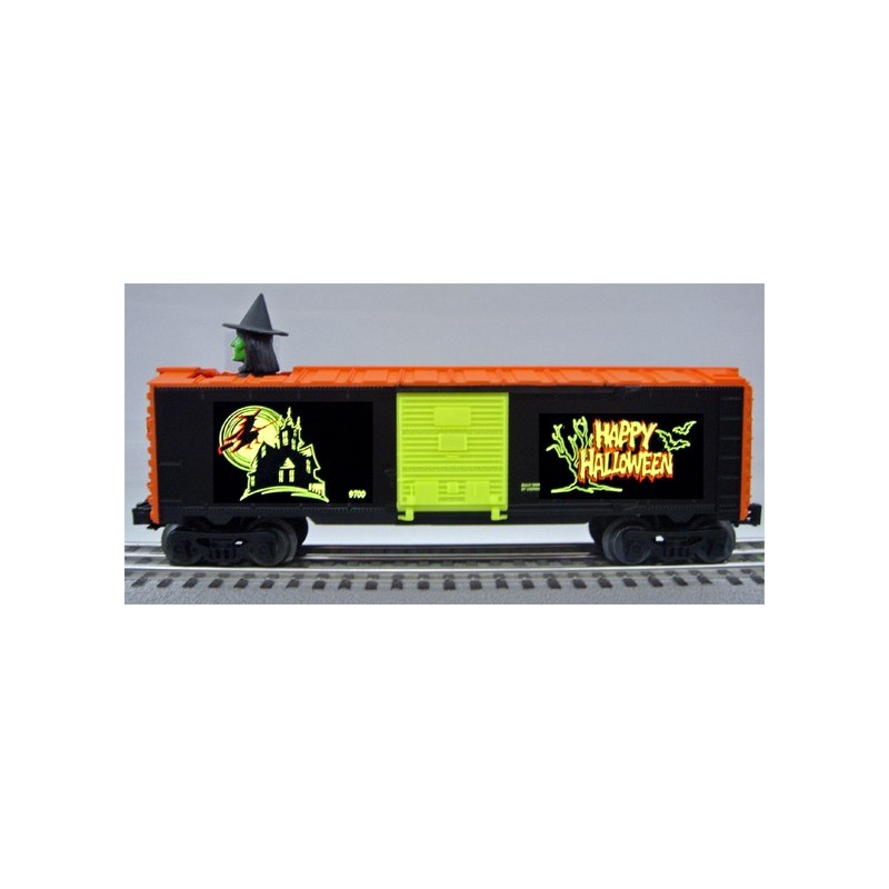 LIONEL 16794 WICKED WITCH HALLOWEEN BOXCAR