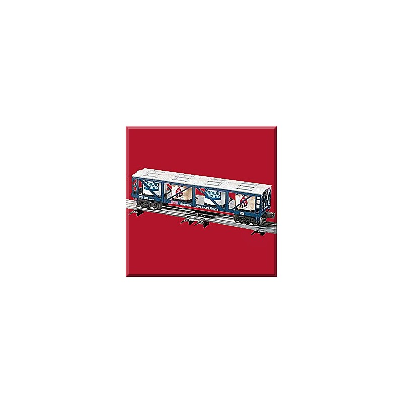 LIONEL 29411 SHERWIN WILLIAMS VAT CAR