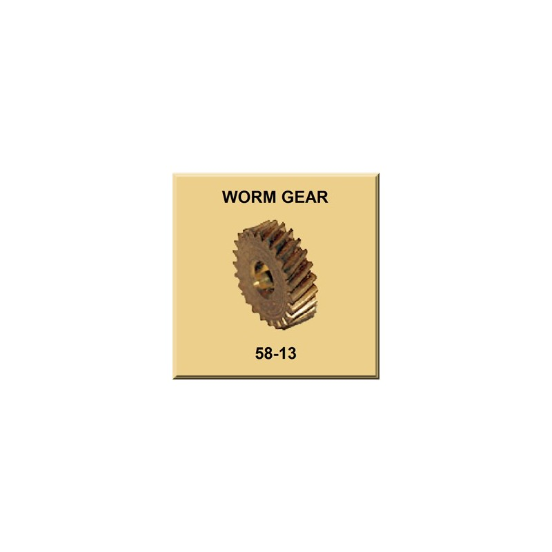Lionel Part 58-13 worm gear
