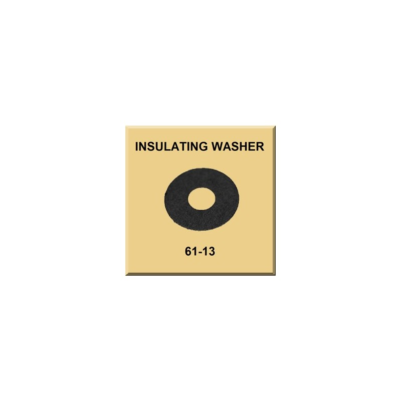 Lionel Part 61-13 insulating washer