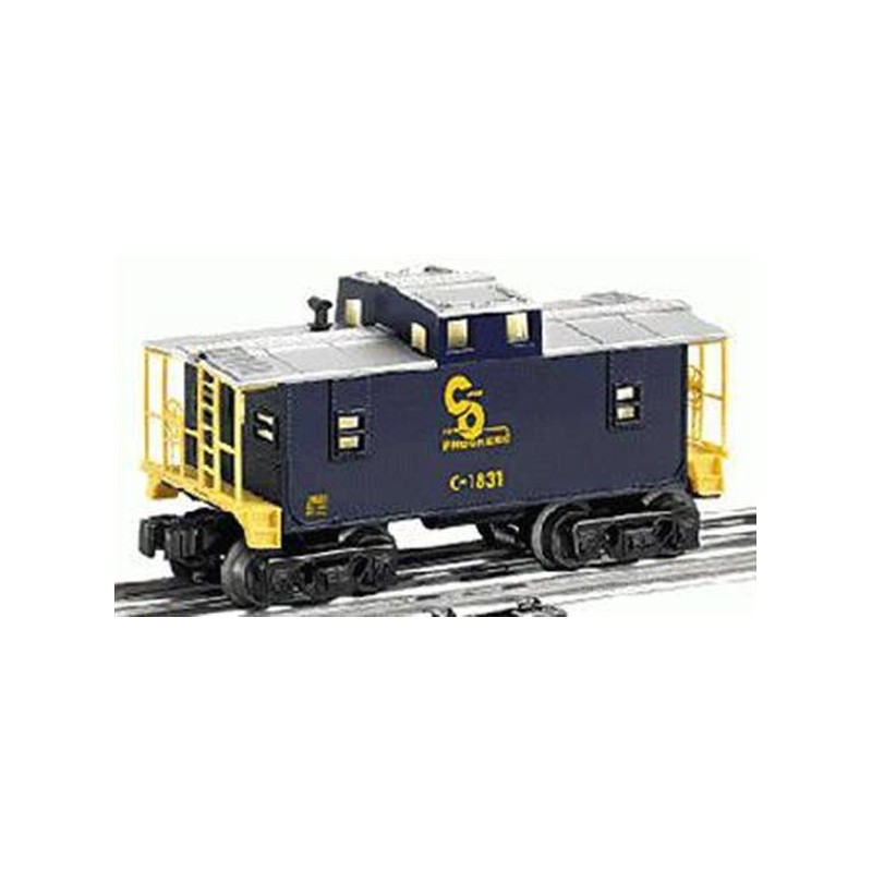 LIONEL 26581 CHESAPEAKE AND OHIO CABOOSE