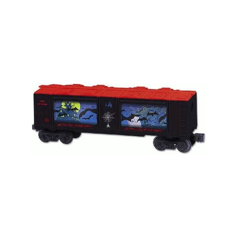 LIONEL 26747 HALLOWEEN BAT AQUARIUM CAR