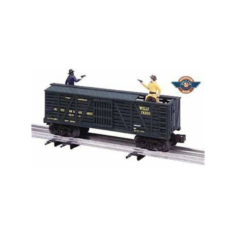LIONEL 26765 SHERIFF AND OUTLAW OPERATING BOXCAR