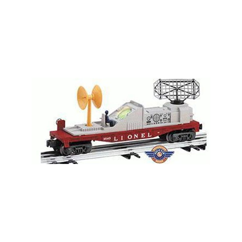 LIONEL 26781 OPERATING RADAR CAR