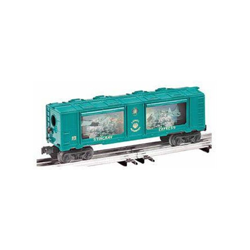 LIONEL 26784 STINGRAY EXPRESS AQUARIUM CAR