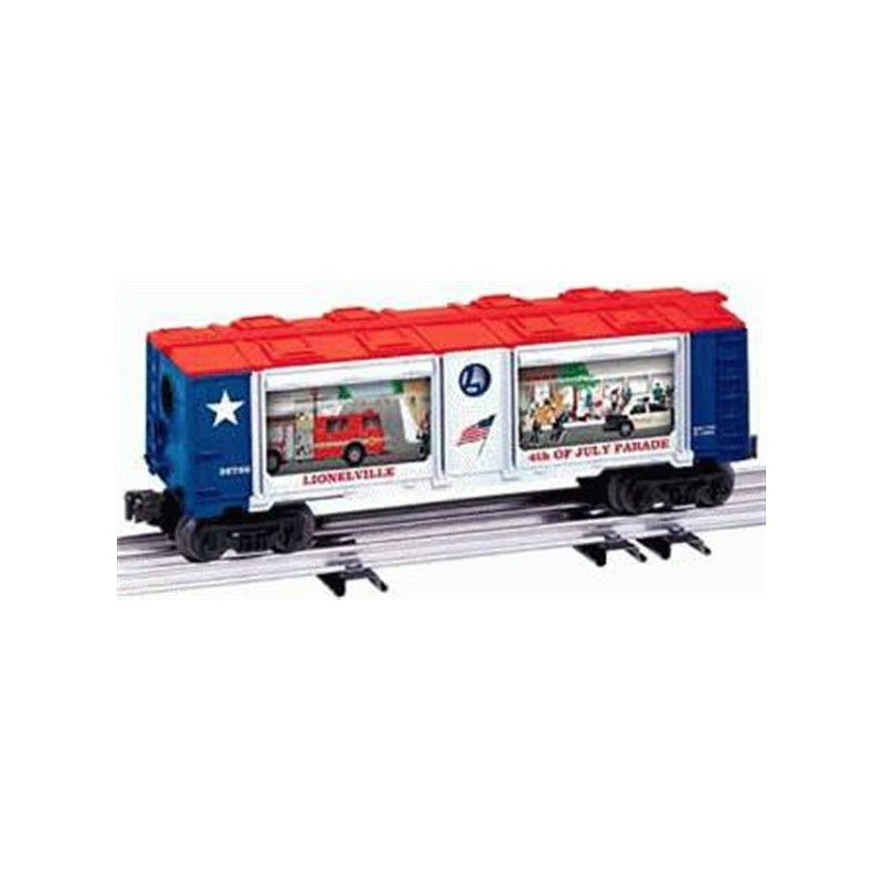 LIONEL 26786 OPERATING PARADE CAR