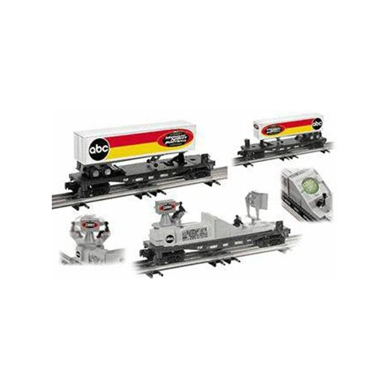 LIONEL 21783 MONDAY NIGHT FOOTBALL TWO PACK