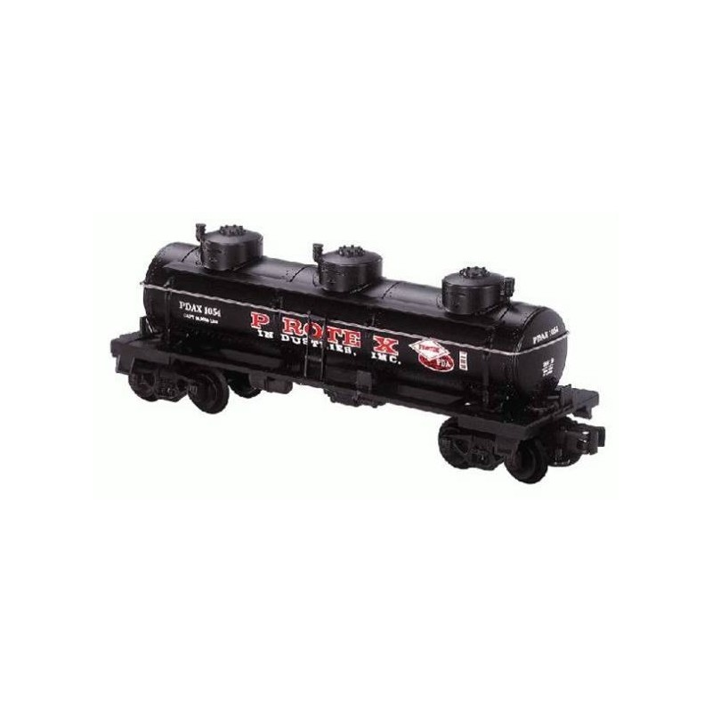 LIONEL 26119 PROTEX INDUSTRIES THREE DOME TANK CAR