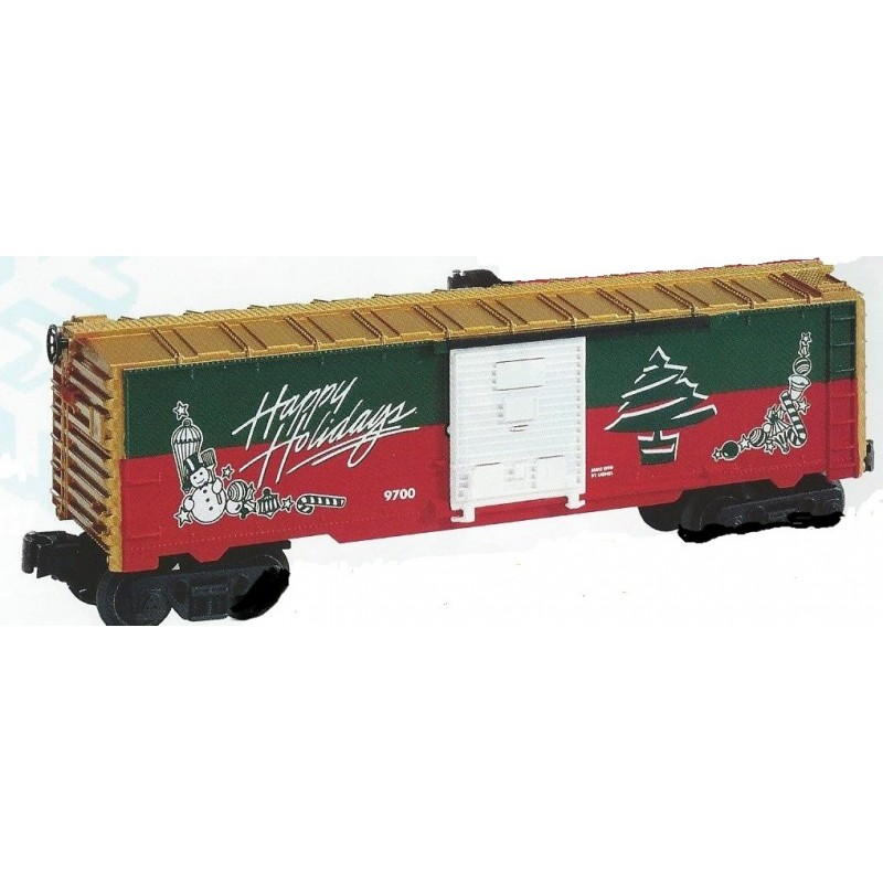 LIONEL 26243 CHRISTMAS 1999 BOXCAR