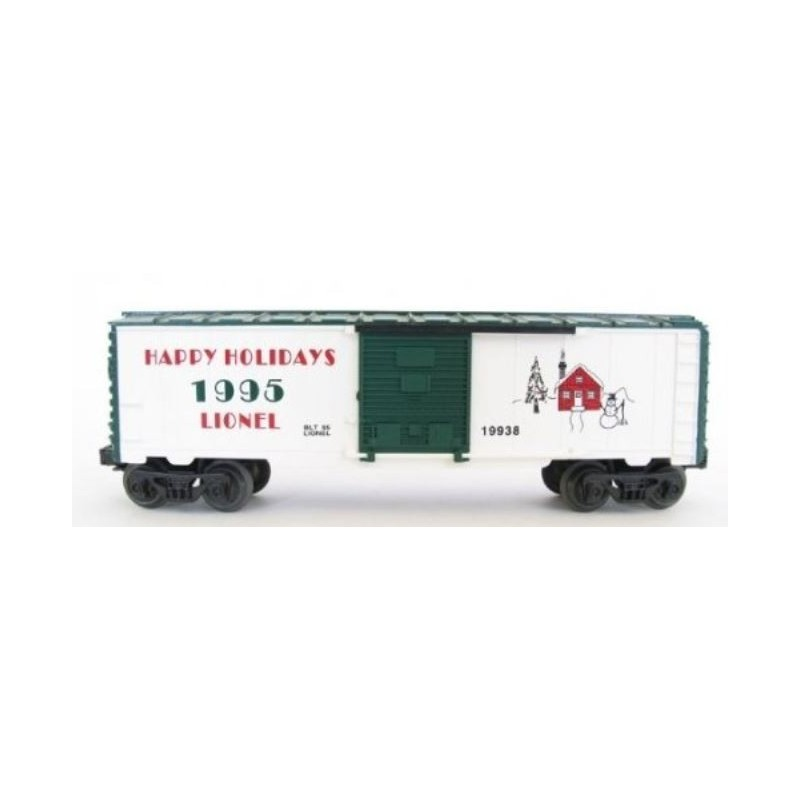 LIONEL 19938 CHRISTMAS HOLIDAY 1995 BOXCAR