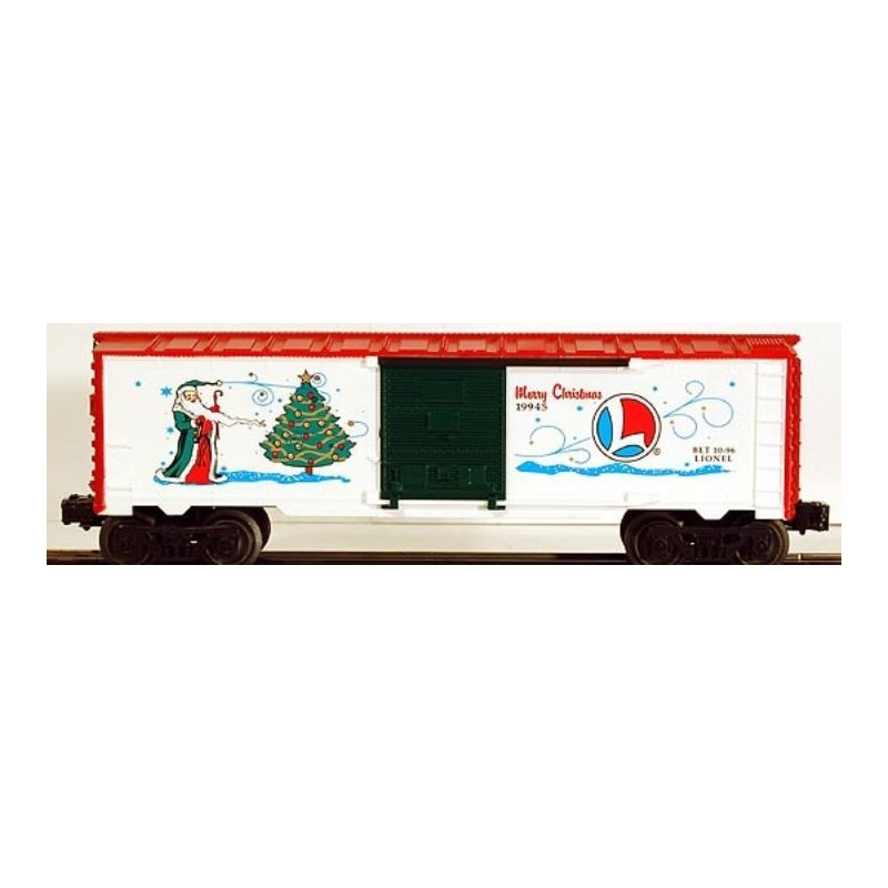 LIONEL 19945 CHRISTMAS HOLIDAY 1996 BOXCAR