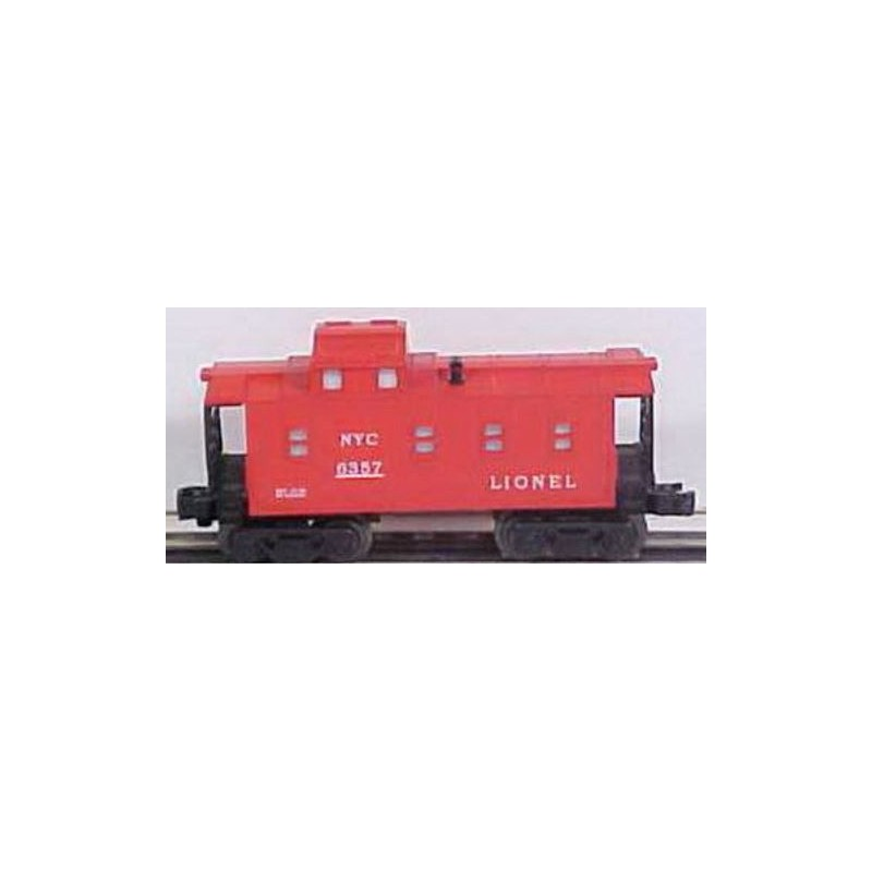 LIONEL 19733 NEW YORK CENTRAL CABOOSE