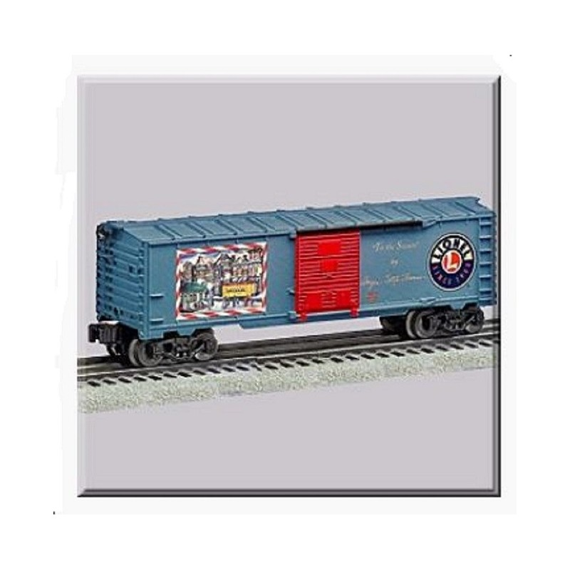 LIONEL 36276 ANGELA TROTTA THOMAS TIS THE SEASON BOXCAR