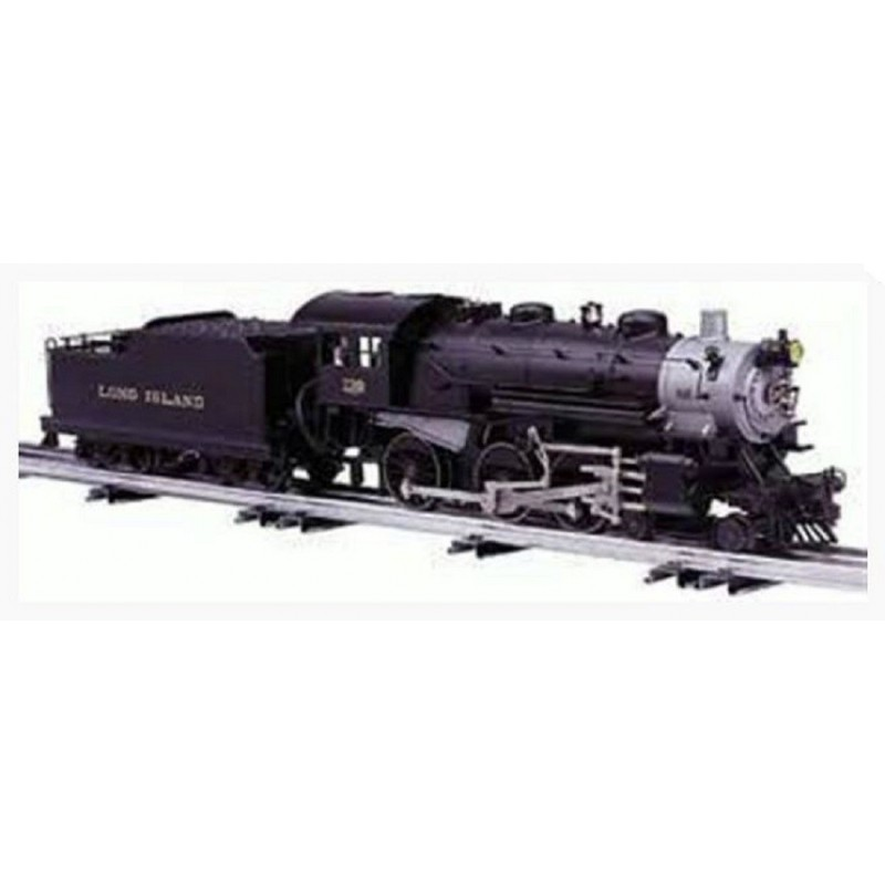 LIONEL 38005 LONG ISLAND 10 WHEELER LOCOMOTIVE AND TENDER