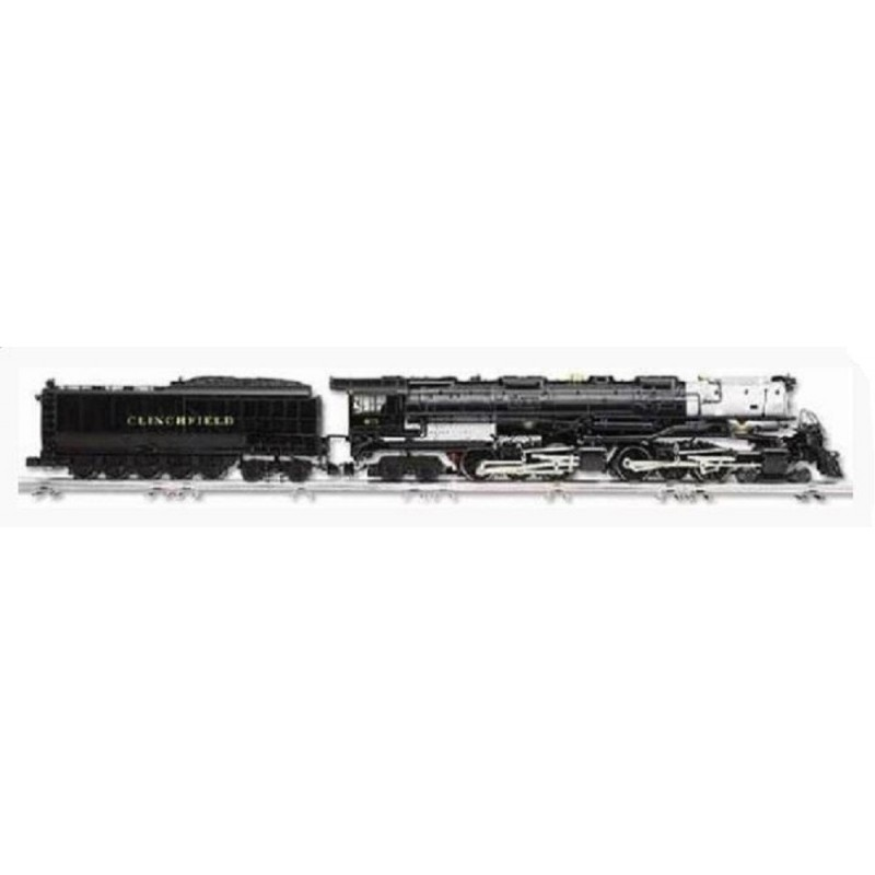 LIONEL 38010 JLC CLINCHFIELD CHALLENGER LOCOMOTIVE