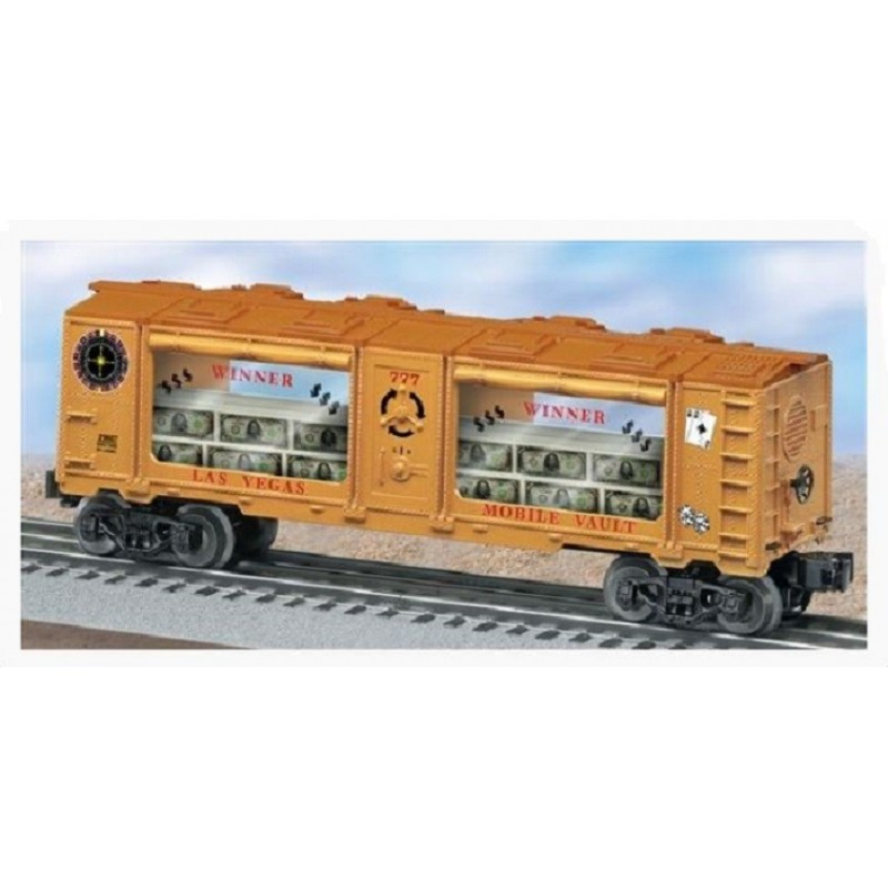 LIONEL 29607 LAS VEGAS MINT CAR