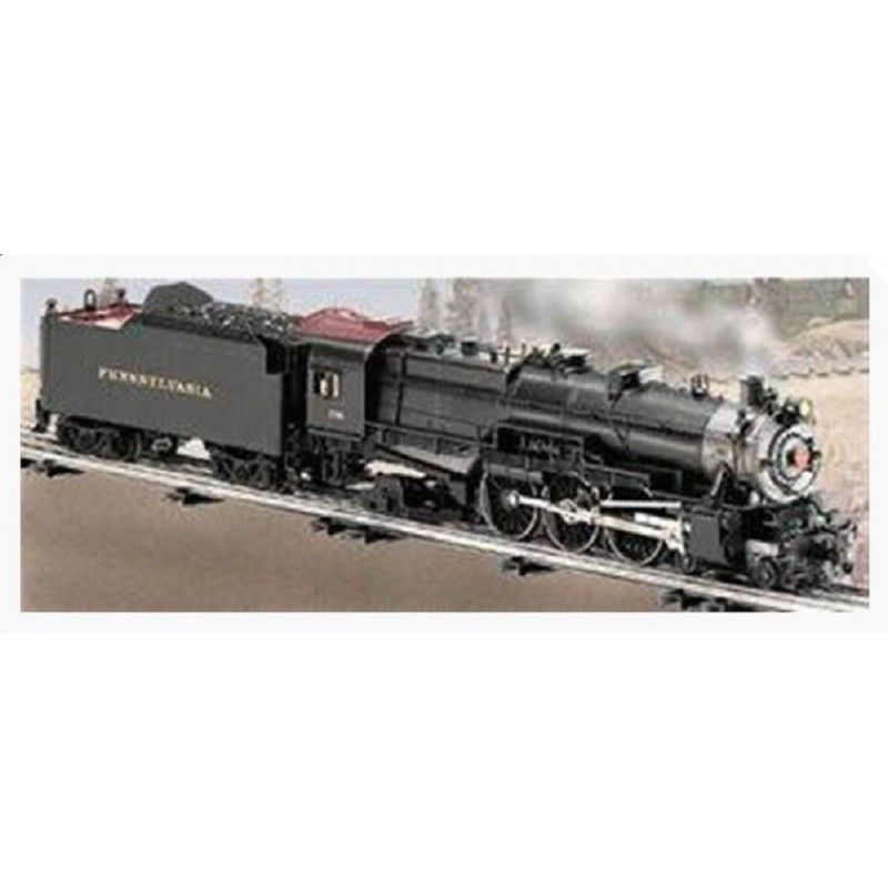 LIONEL 38044 PENNSYLVANIA 4-6-2 K-4 PACIFIC LOCOMOTIVE