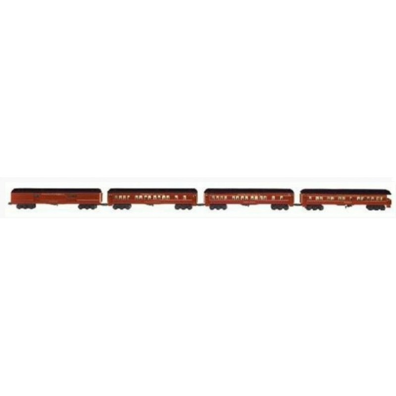 LIONEL 29061 PENNSYLVANIA MADISON PASSENGER CARS 4 PACK