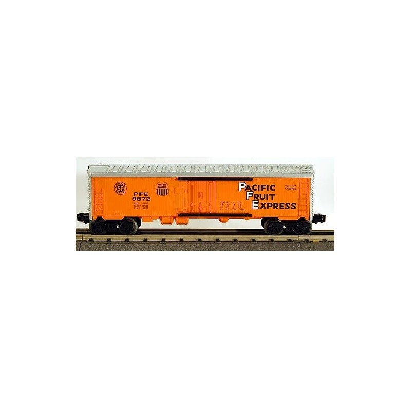 LIONEL 9872 PACIFIC FRUIT EXPRESS REEFER