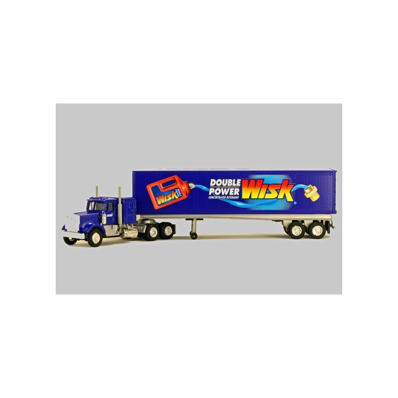 LIONEL 12865 WISK LAUNDRY DETERGENT TRACTOR AND TRAILER TRUCK