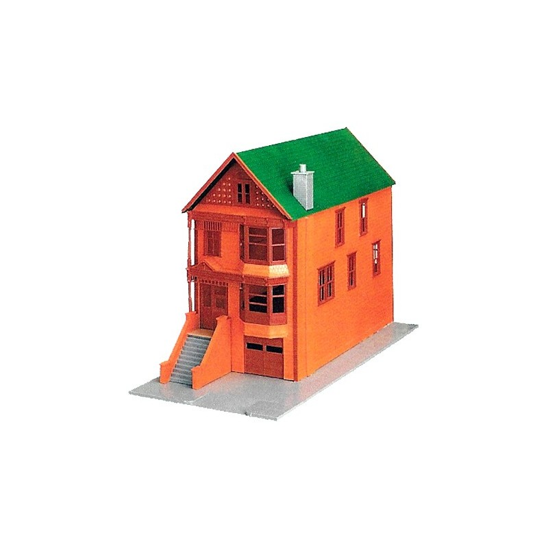 LIONEL 12975 STEINER VICTORIAN HOUSE BUILDING KIT