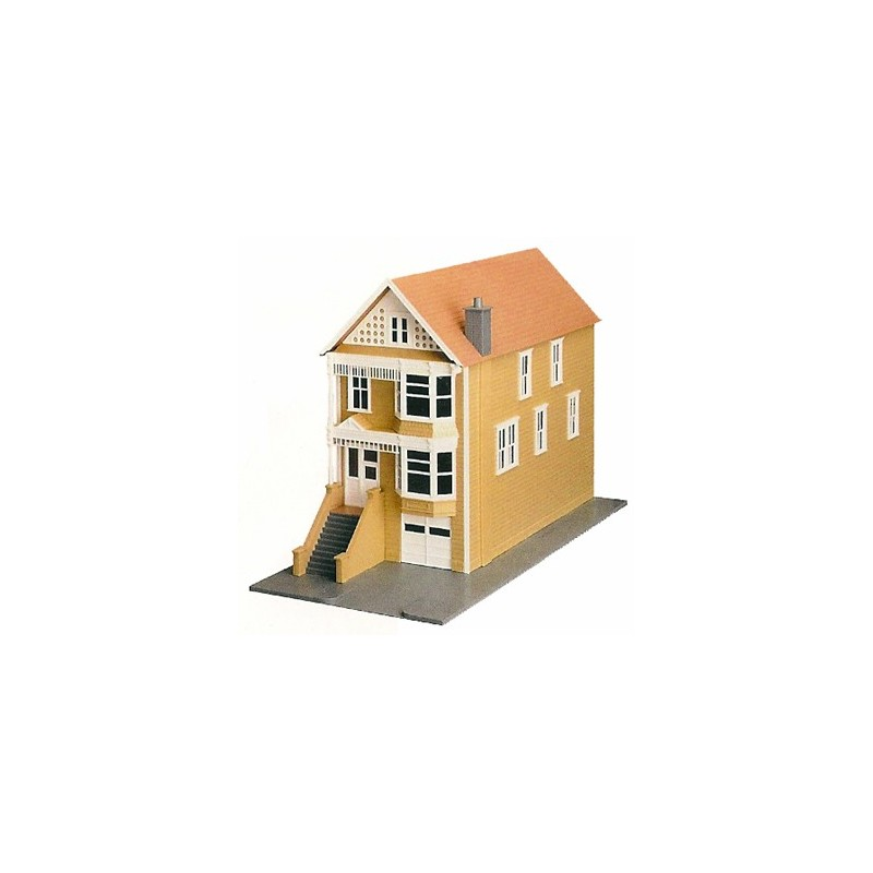 LIONEL 12977 KINDLER VICTORIAN HOUSE BUILDING KIT