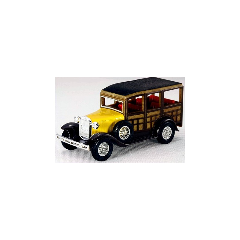 MATCHBOX  Y-21 MODELS OF YESTERYEAR 1930 FORD WOODY WAGON