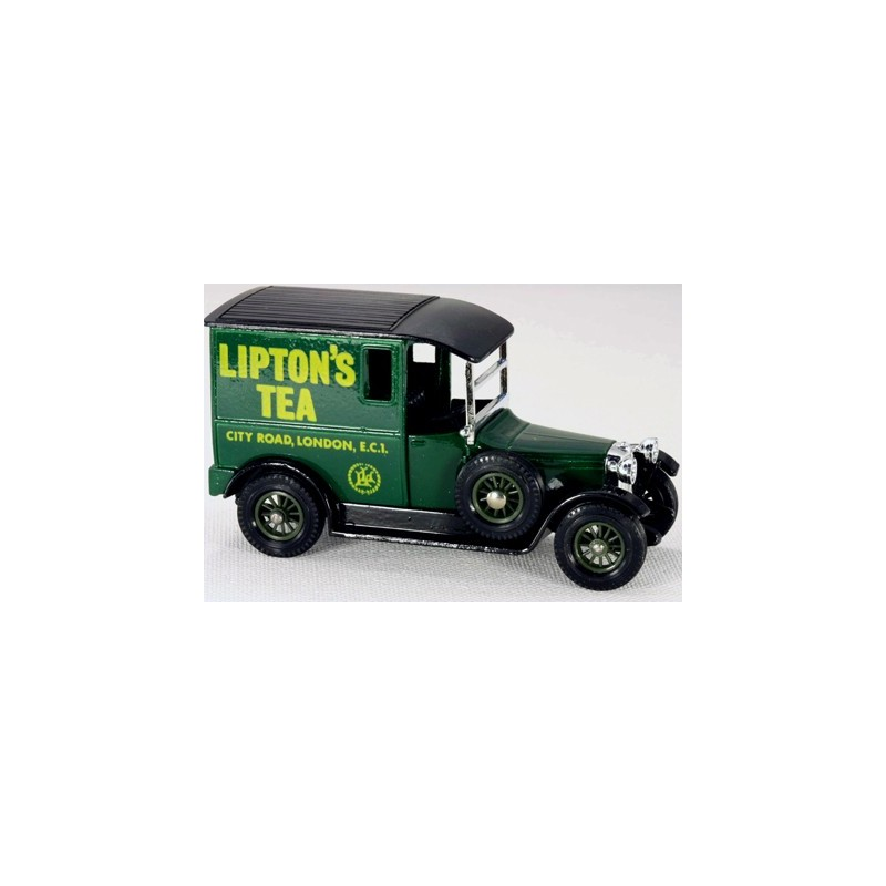 MATCHBOX Y-5 MODELS OF YESTERYEAR 1927 TALBOT LIPTON'S TEA VAN