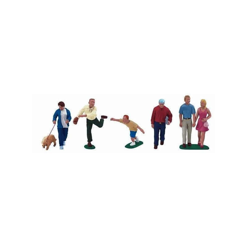 LIONEL 24191 LIONELVILLE PARK PEOPLE PACK