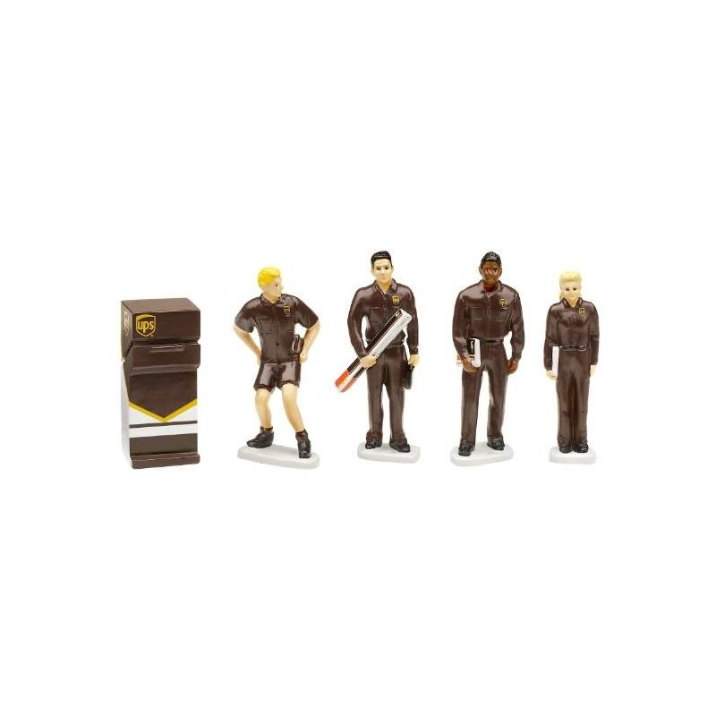 LIONEL 34195 UPS LIONELVILLE PEOPLE PACK