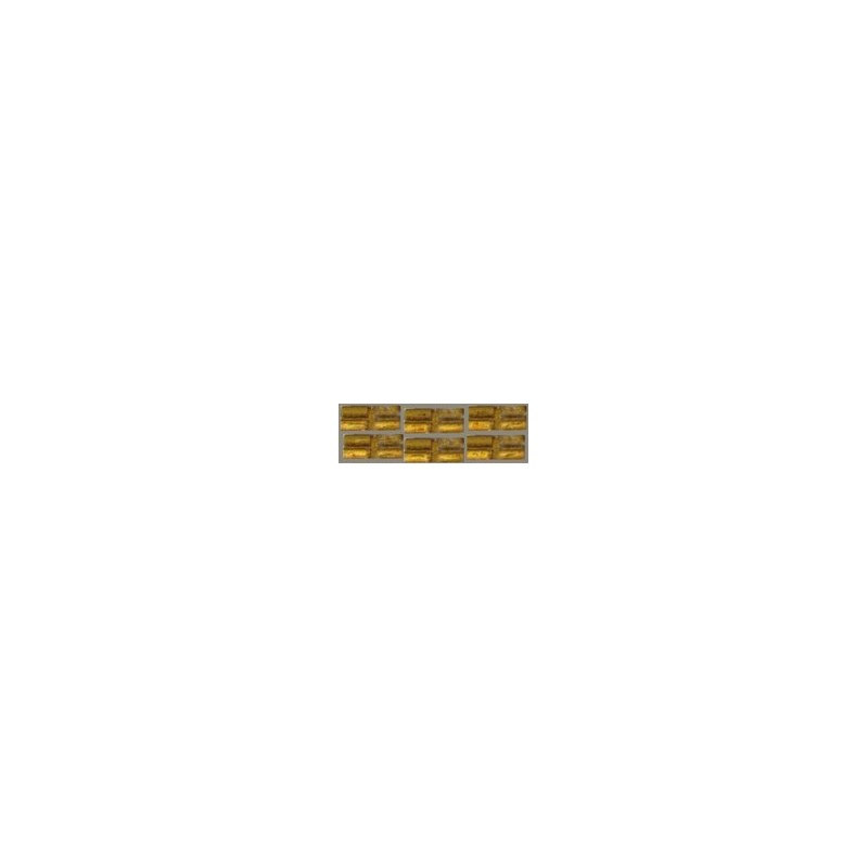 LIONEL 82102 LARGE SCALE BRASS RAIL JOINERS
