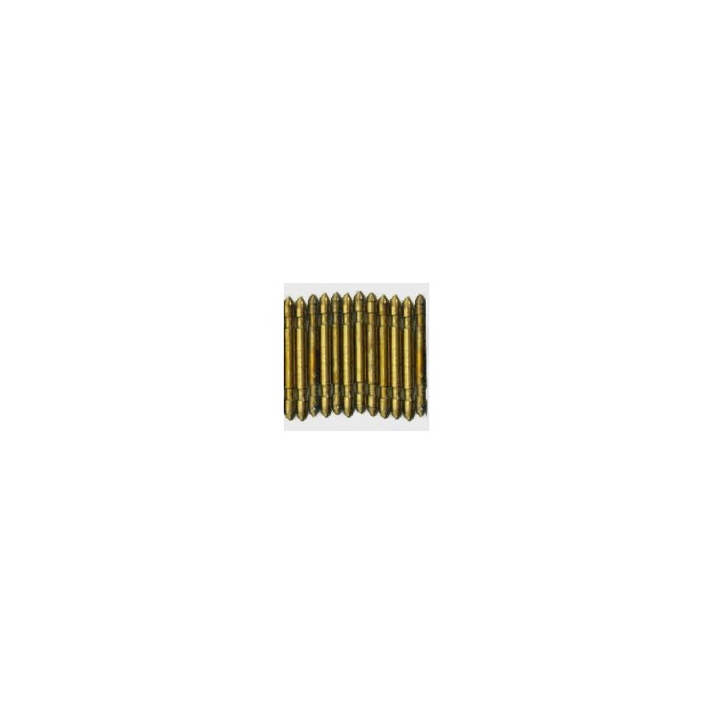 LIONEL 82109 LARGE SCALE BRASS PINS