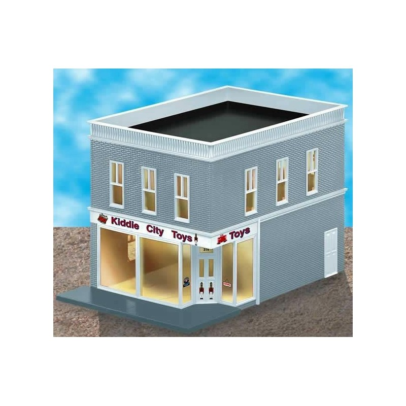 LIONEL 34129 LIONELVILLE KIDDIE CITY TOY STORE