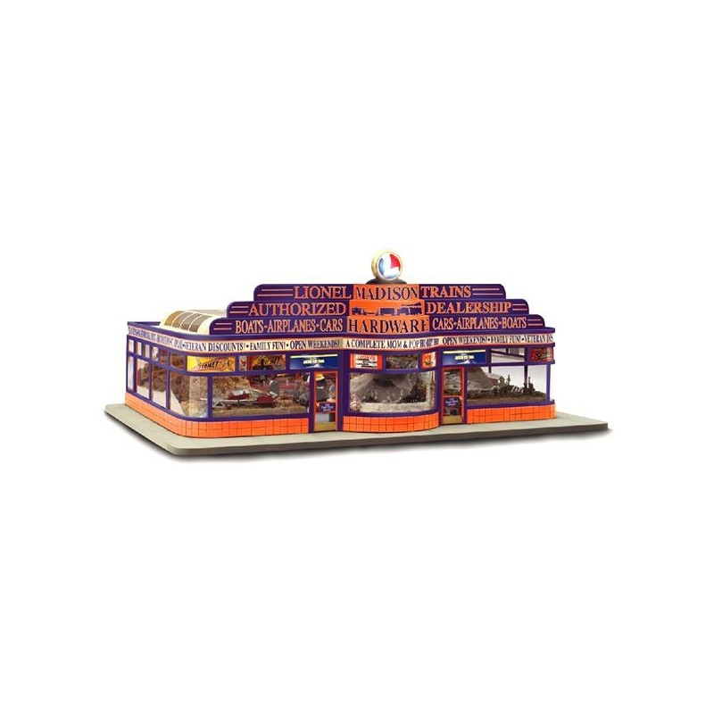 LIONEL 14133 HOBBY SHOP
