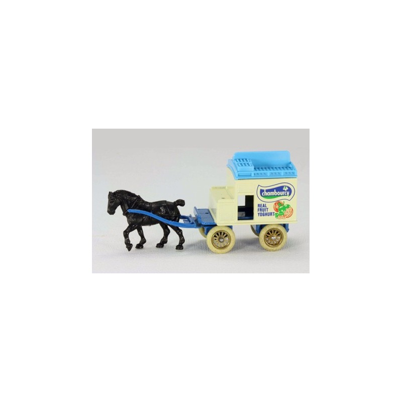Lledo Days Gone DG021 Horse Drawn Chambourcy Yogurt Milk Wagon