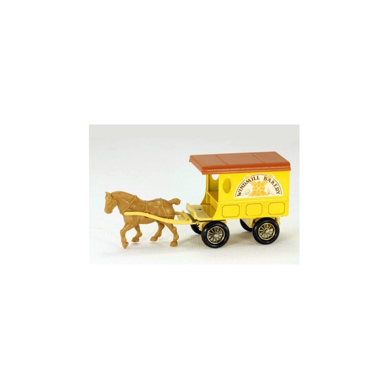 Lledo Days Gone DG030 Horse Drawn Windmill Bakery Wagon