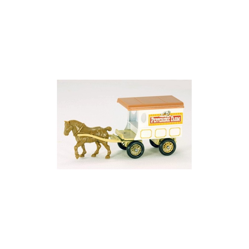 Lledo Days Gone DG034 Horse Drawn Pepperidge Farm Bakery Wagon