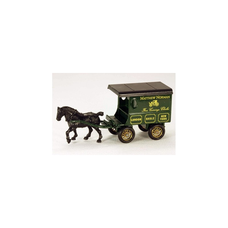 Lledo Days Gone DG036 Horse Drawn Matthew Norman Delivery Wagon