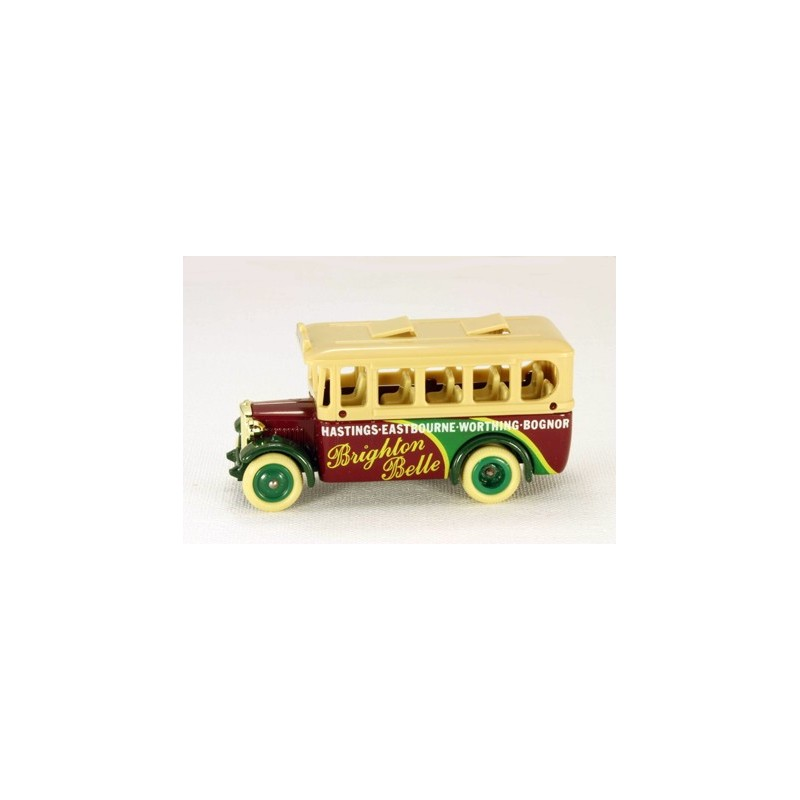 "Lledo Days Gone DG100 1935 Model ""A"" Ford Bus Brighton Belle"