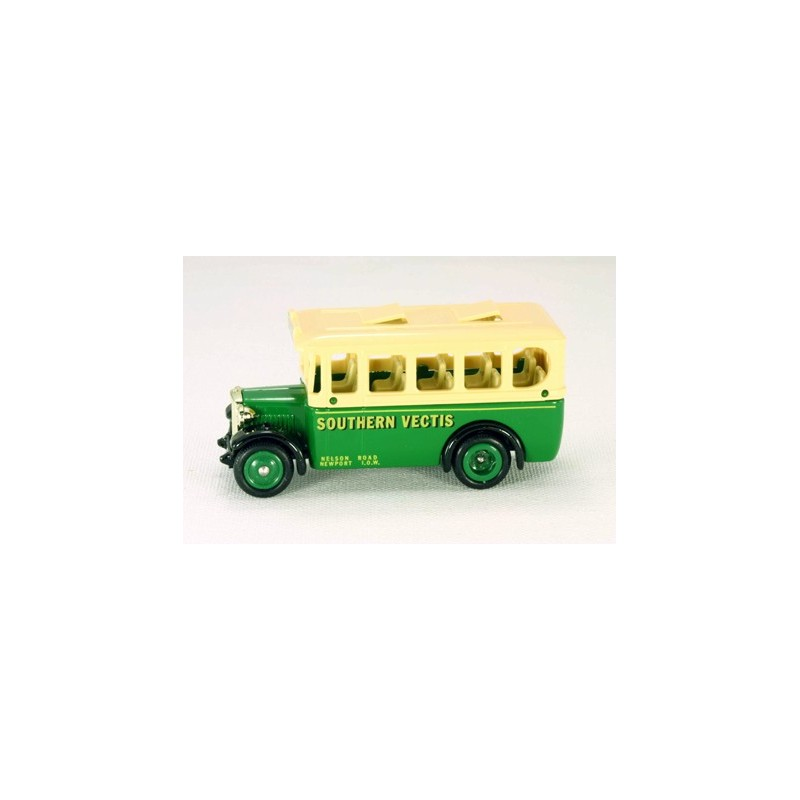 "Lledo Days Gone DG103 1935 Model ""A"" Ford Bus Southern Vectis"