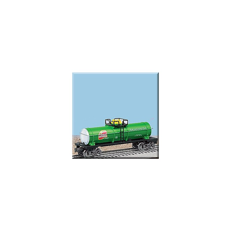 LIONEL 29603 COMET CLEANSER SINGLE DOME TANK CAR