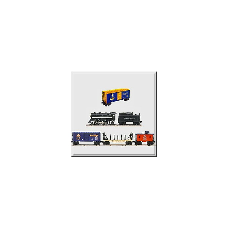 LIONEL 21976 CENTENNIAL TRAIN SET AND  39202 CENTENNIAL BOXCAR
